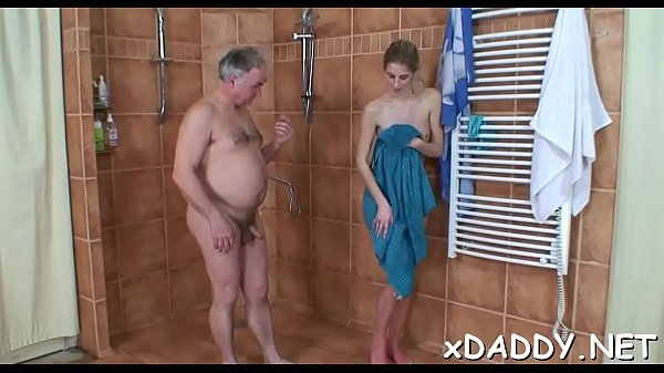 Super hot playgirl can fuck any elderly guys she might like