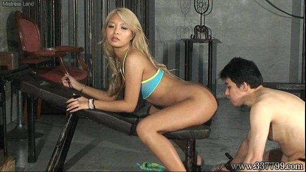 MLDO-120 Girls enjoy ejaculation management Mistress Land