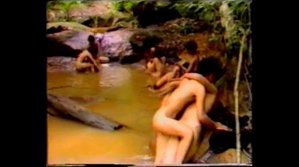 หนังXไทย ชาวเขาสวิงกิ้งกันที่น้ำตกสุดมันส์