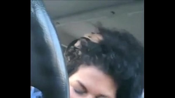 Fat Latina Sucks Her BFs Cock In His Car And Gets A Facial