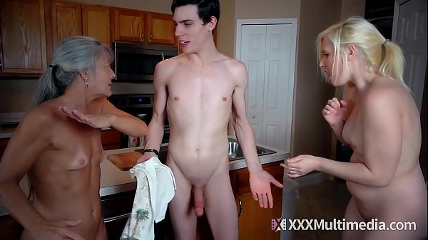 Taboo family threesome – frozen fuck dolls