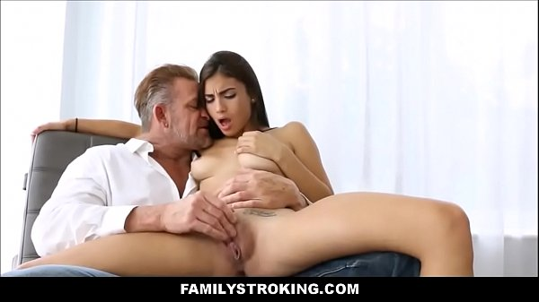 Step Daughter Gets Finger Fucked And Her Pussy Licked By Daddy - Ayacum.com