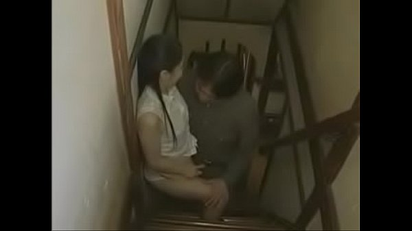 japanese younger sister watches her elder bitch sister cheating with other man