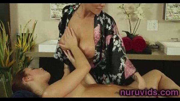 Gorgeous babes play
