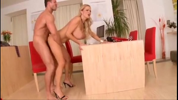 Sharon Pink Big Tits Secretary