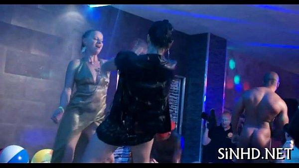 Steamy sexy fuckfest party