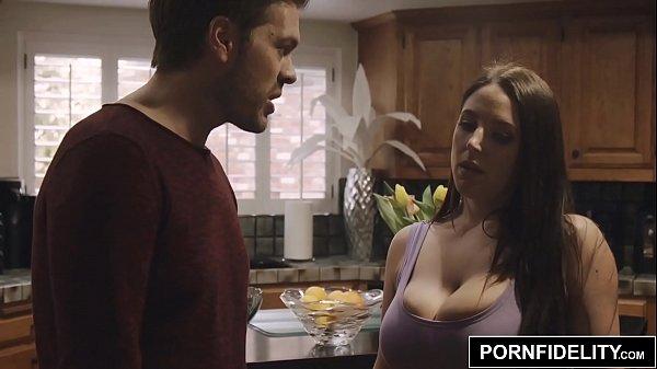 PORNFIDELITY Angela White Big Titties Fucked