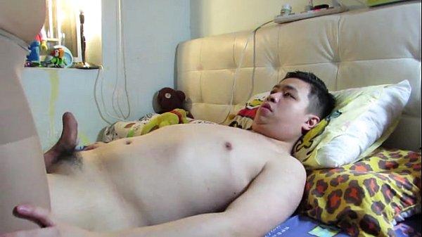 หนุ่มจีน หุ่น อ้วน เย็ดหีพี่สาวเพื่อน