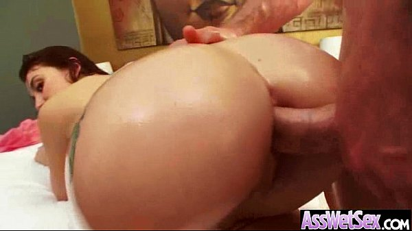 (mandy muse) Deep Anal Sex With Oiled Curvy Big Ass Girl video-27