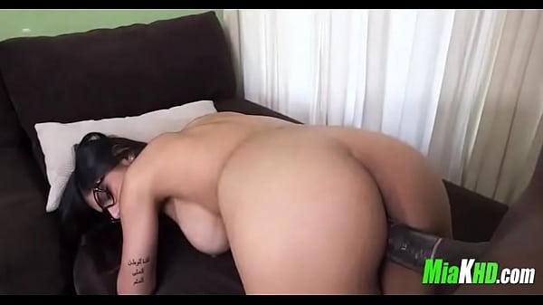 Mia Khalifa first big black cock 3 95