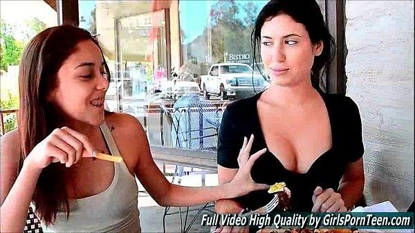 Porn Sophia girlfriend milk tits public