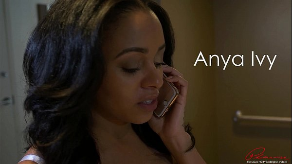 An interracial encounter with Anya Ivy