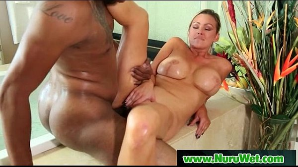 Slippery Nuru Massage And Happy Ending Sex Video 17