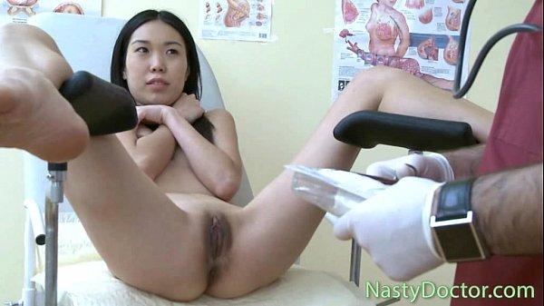 Порно Видео Азиаток У Гинеколога