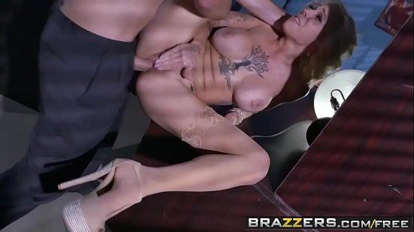 Brazzers - Big Tits at Work - (Harlow Harrison, Bill Bailey) - Obsessive Cum