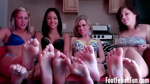 We are going to make your foot fetish dreams come true  thumbnail