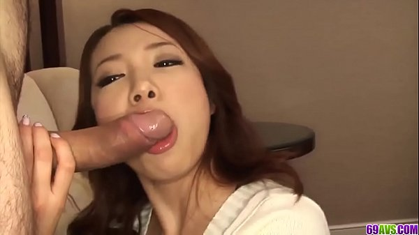 Premium cock sucking POV scenes with Kanako Tsuchiyo - More at 69avs com