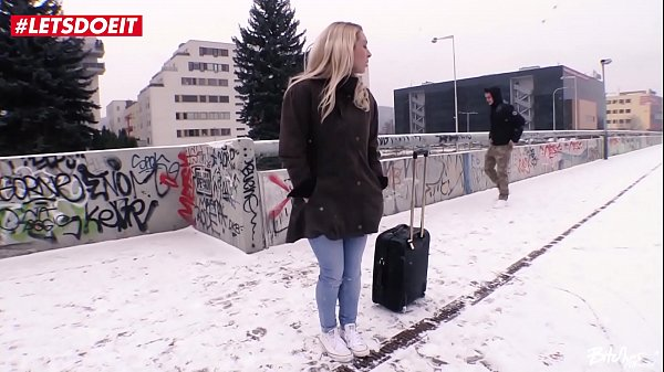 LETSDOEIT - Busty Blonde Victoria Summers Seduced and Fucked In Her Trip To Prague  thumbnail