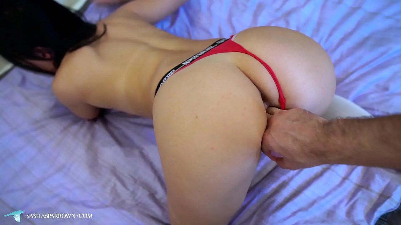 Brunette Big Ass Hard Anal Rough Sex Lover