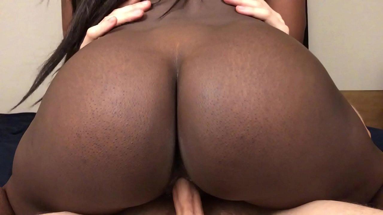 Black Girl Blows White Cock