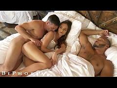 BiPhoria - Wife Shares Bi-Curious Husband With ...