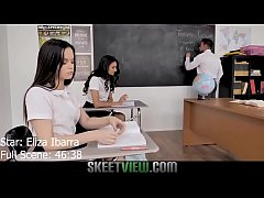 teen eliza ibarra sex with teacher sloppy head ...