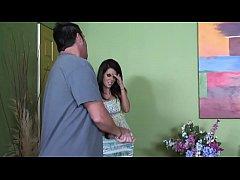 Cheating brunette MILF from ExposedCougars.com ...