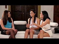 The Family Sexologist - Allie Haze, Jaclyn Tayl...