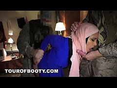 tour of booty - local arab working girl enterta...