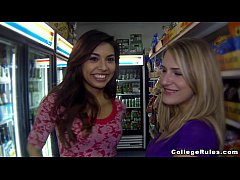 Play full 3GP - College Hotties Party Hardcore! (cr12397)