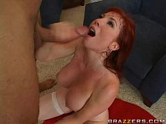 - Mom Eats Sperm!