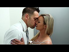 HD - PureMature Home alone milf Abbey Brooks fu...