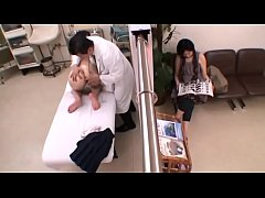 Japanese EP-2 Mother and Daughter Hospital Visi...