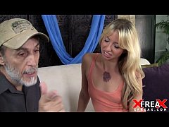 Pretty blond wants to start with porn and get f...