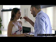 NubileFilms - Girlfriend Cheats And Squirts On ...