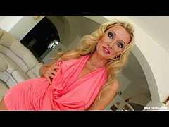 MILF Thing mature wife takes on two guys like a...