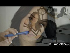 thumb blacked megan r  ains first experience with bb erience with bbc rience with bbc