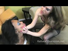Interracial Ass Licking Domination Evanni Solei...