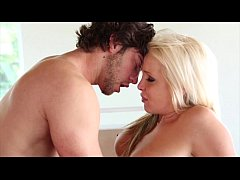Passion-HD Sweet Petite Blonde Gets Hot Creampi...