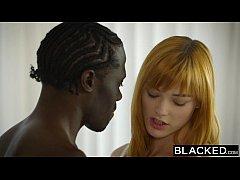 BLACKED German Teen Anny Aurora gets Monster Bl...