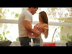 Passion-HD - Ava Mendes puts on her sexy 4th of...
