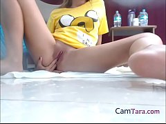 shy teen lost control of orgasm squirt eveywhere
