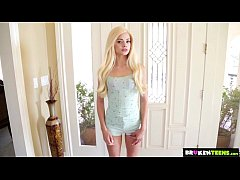 BrokenTeens - Young Babysitter Takes Care of Hi...