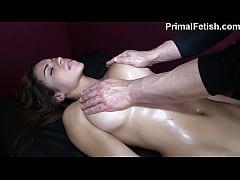 Erotic Massage 74: Hot Fitness Model Needs to Cum