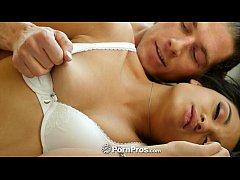 PornPros - Exotic honey Jaye Austin gives her m...