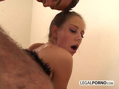 Two hot chicks get in a rough threesome with a big cock NL-14-02