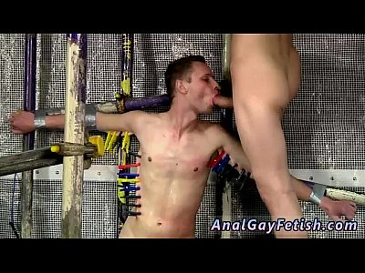 Free movies of gays in bondage Feeding Aiden A 9 Inch Cock