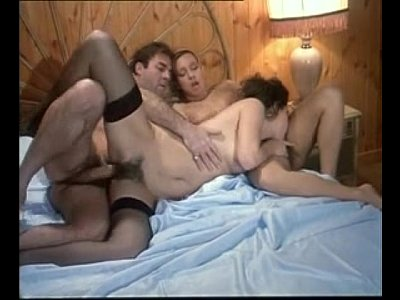 Miss Pomodoro, Super Ramba Vintage Threesome [courtesy: pornmaki.com]