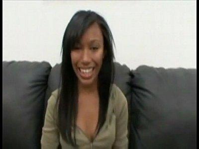 Sexy Bella Moretti black chick on white dick - Ebony sex video - Tube8com