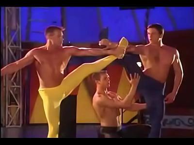 Hot Gymnasts